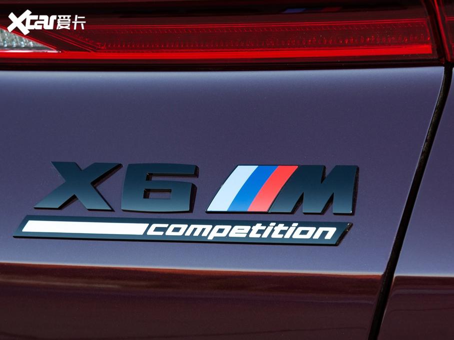 宝马X6 M