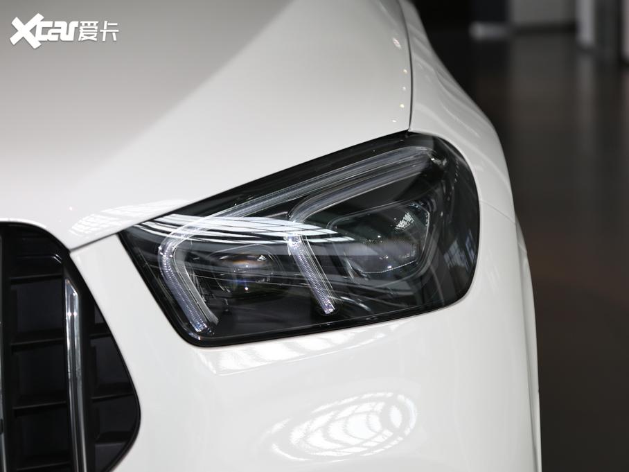 奔驰GLE AMG轿跑SUV