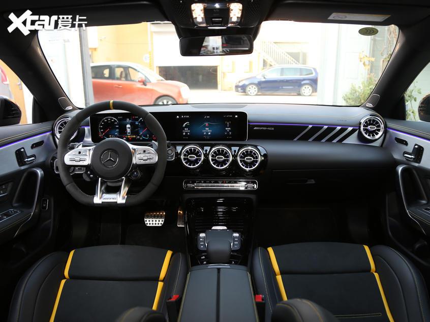 梅赛德斯-AMG2020款奔驰CLA AMG