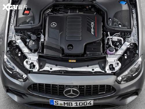 2021款 奔驰E级AMG AMG E 53 4MATIC+
