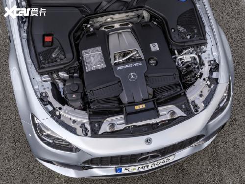 2021款 奔驰E级AMG AMG E 63 S 4MATIC+