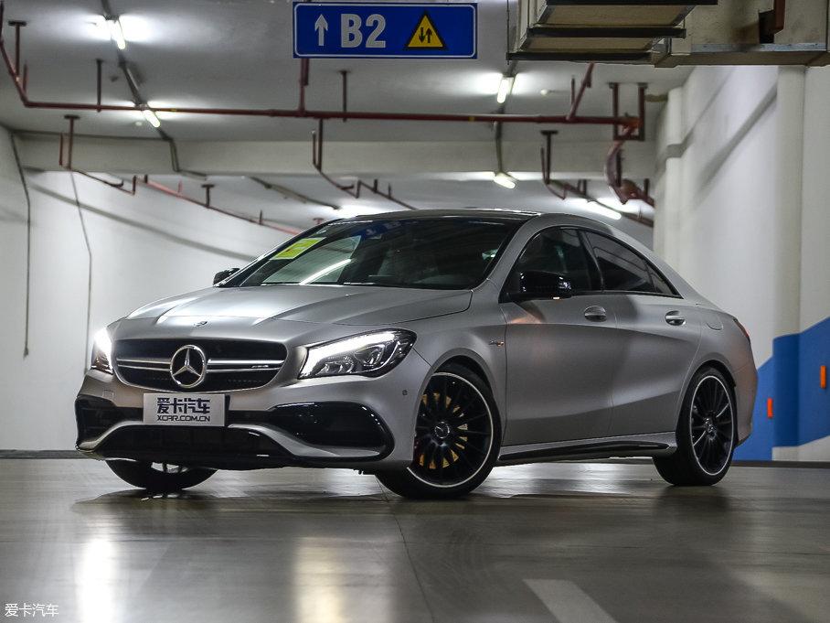 奔驰CLA级AMG优惠高达7万元
