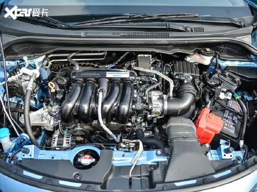 2021款 飞度 1.5L CVT潮跑Pro版