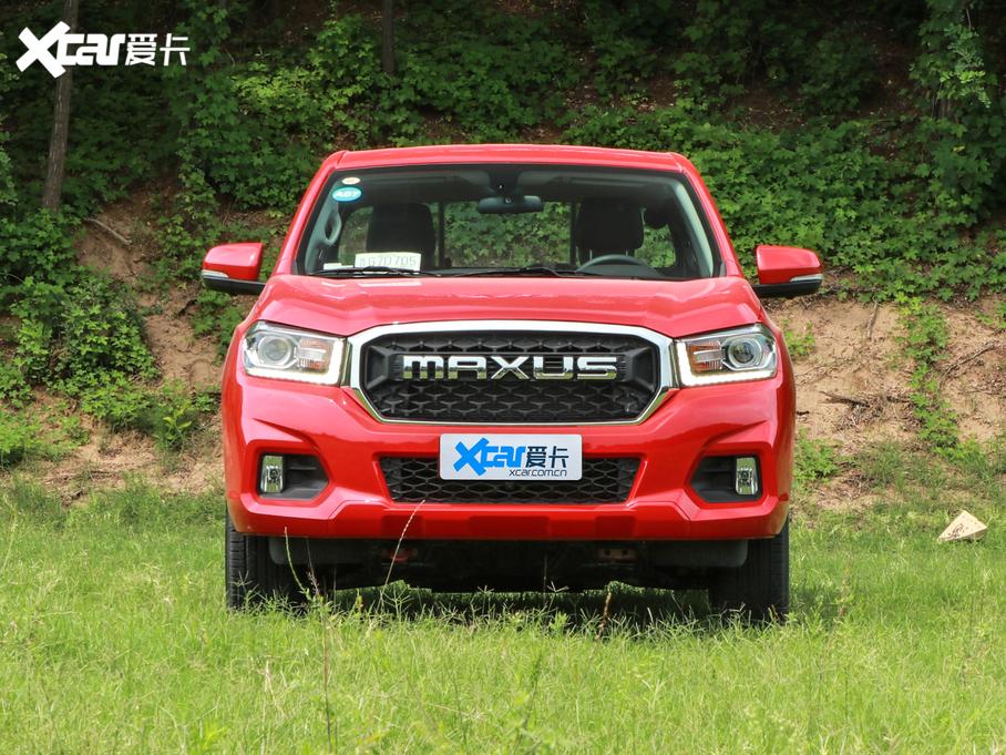 上汽MAXUS T70