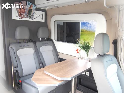 2021款 上汽大通 RV90 旅行家V90