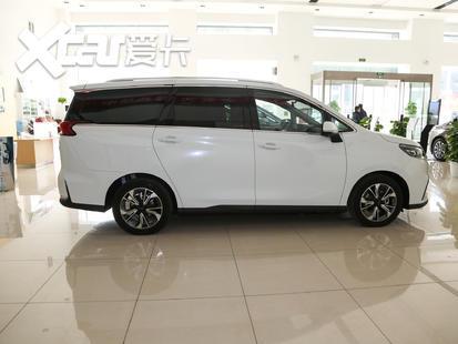 上汽大通2020款上汽大通MAXUS EUNIQ 5