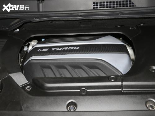 2021款 上汽大通G50 1.5T 自动豪华版