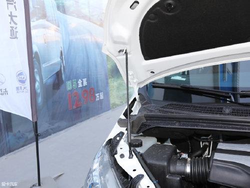2018款 上汽大通G10 PLUS 2.0T 自动旗舰版