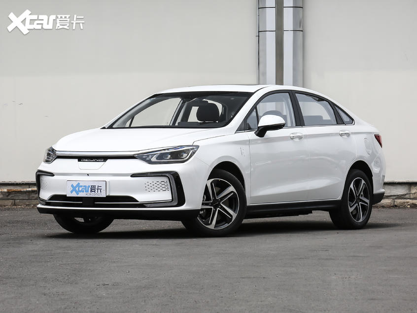 BEIJING汽车2020款BEIJING-EU5