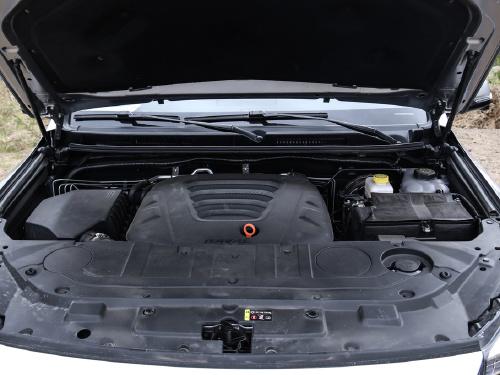 2020款 哈弗H9 2.0T 汽油四驱尊享型 5座