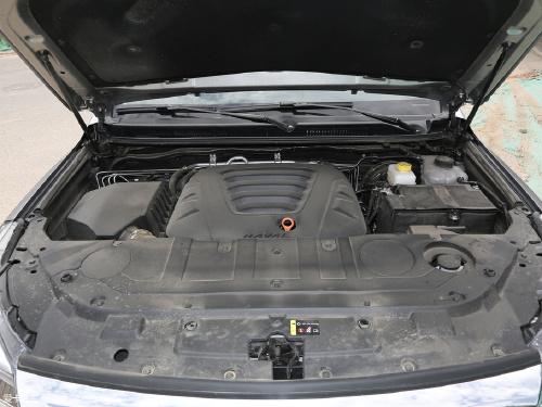 2020款 哈弗H9 2.0T 汽油四驱尊贵型 7座