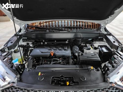 2021款 哈弗H6 第三代 1.5T 自动两驱Supreme