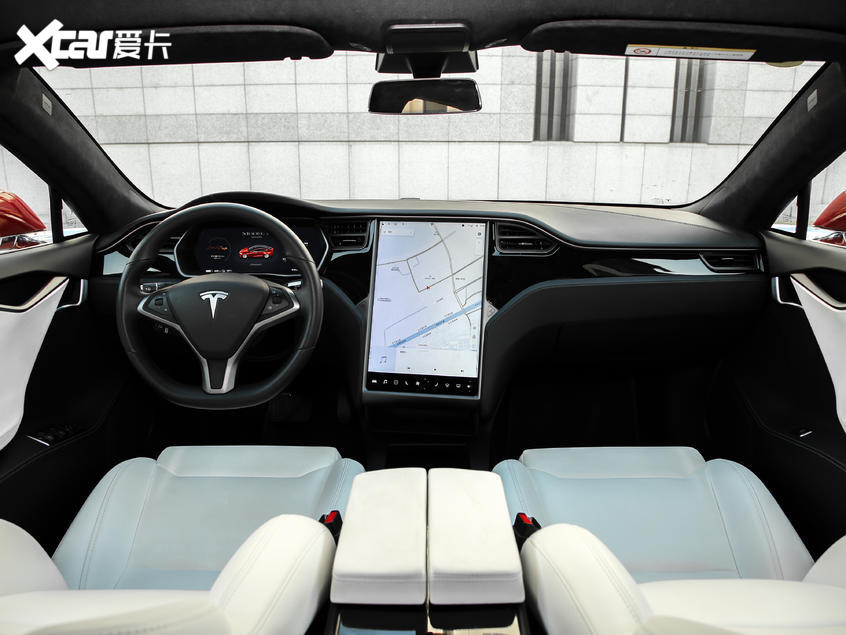特斯拉(进口)2019款Model S