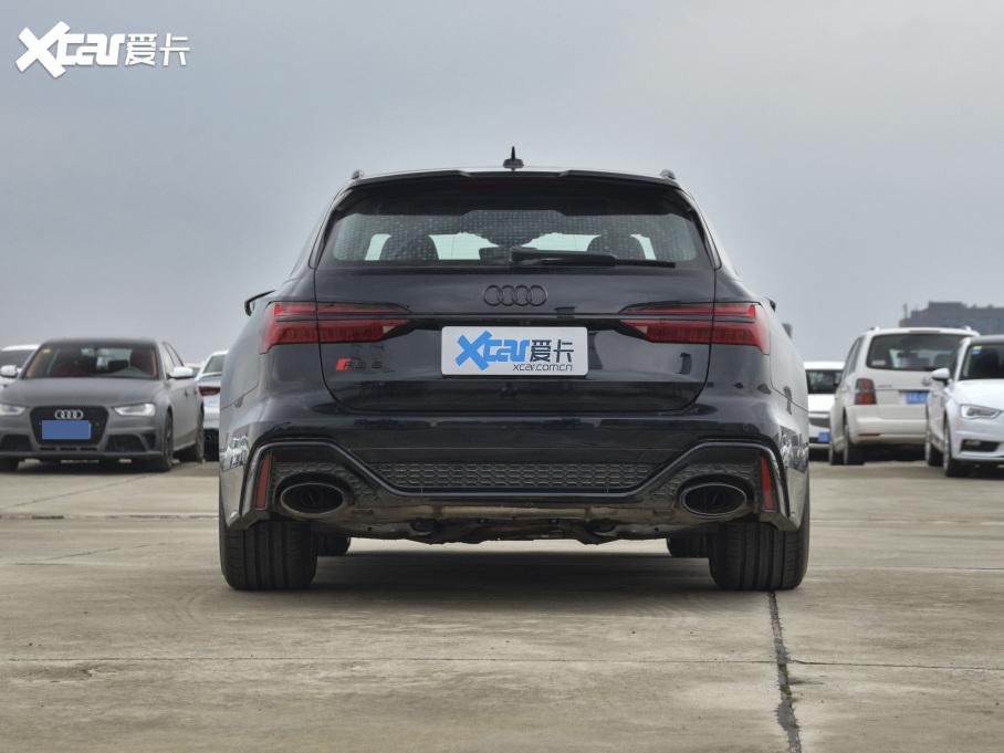 奥迪RS 6