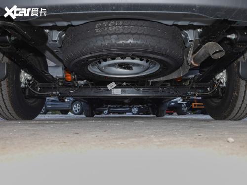 2020款 全顺 2.0T柴油多功能商用车中轴低顶双开尾门国V