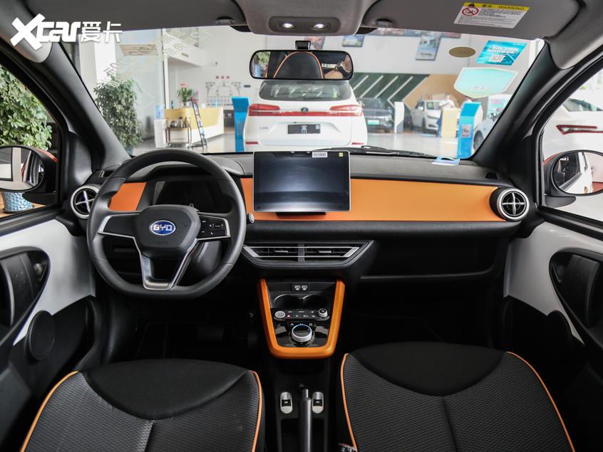 比亚迪汽车2019款比亚迪e1