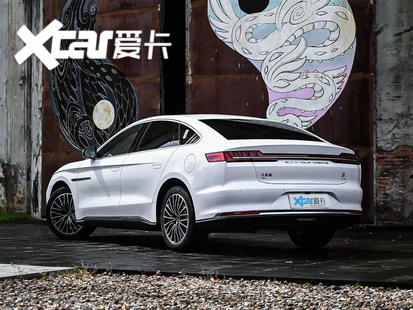比亚迪汽车2020款汉DM