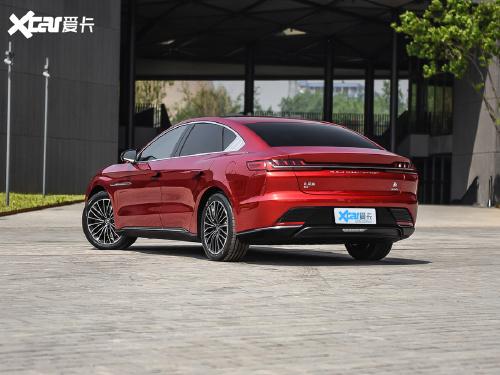 2020款 汉 EV 四驱高性能版旗舰型