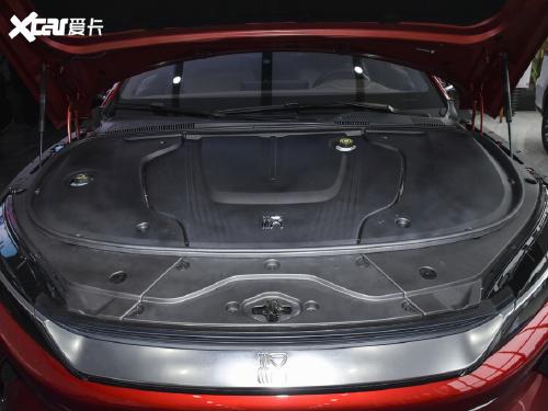 2020款 汉 EV 超长续航版尊贵型