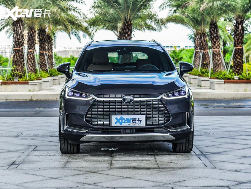 比亚迪汽车2021款唐EV