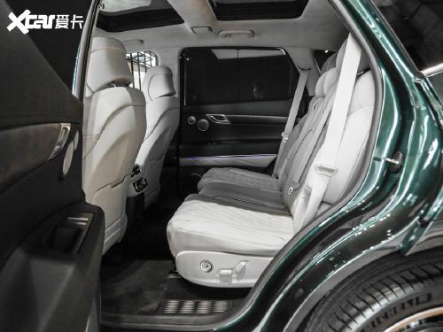 2021款 捷尼赛思GV80 2.5T 旗舰版