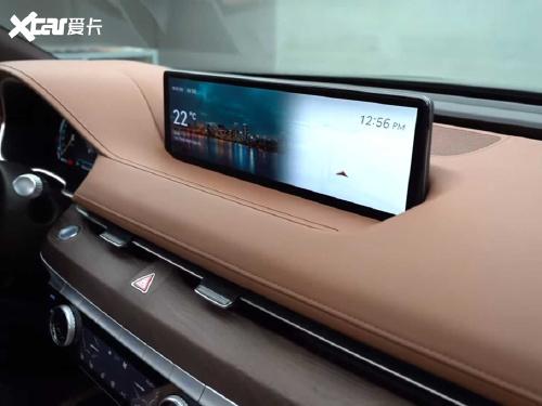 2021款 捷尼赛思G80 2.5T 后驱旗舰版