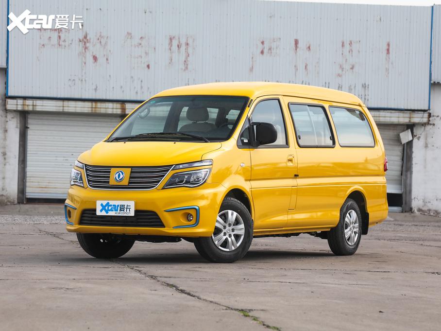 菱智M5 EV店内可试驾 13.99万起售