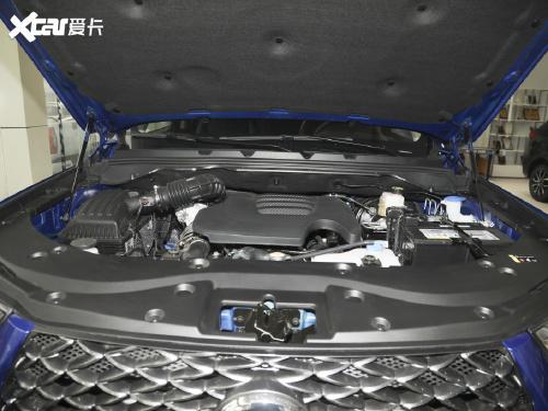2021款 炮 2.0T商用版自动柴油两驱精英型长箱GW4D20M