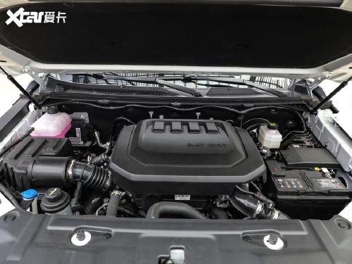 2021款 长安凯程F70 2.4T自动四驱行政版标轴4K22D4T