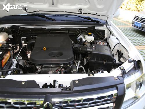 2020款 神骐F30 1.5L精英版国VI双排短轴DAM15KL