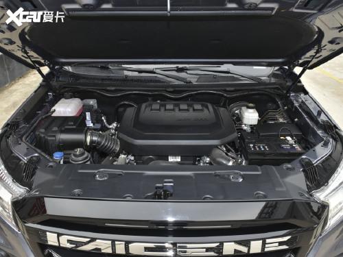2021款 长安凯程F70 2.4T自动两驱豪华版标轴4K22D4T