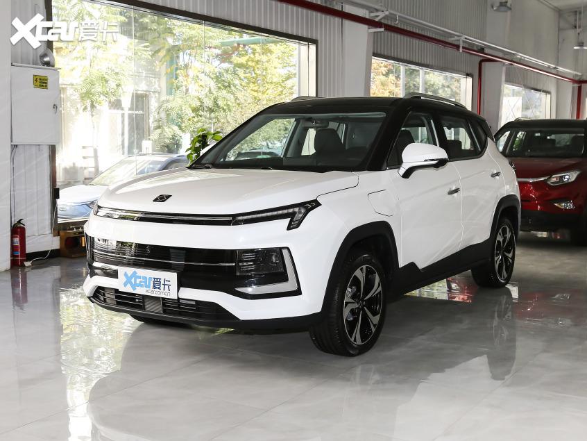 江淮大众2020款思皓E40X