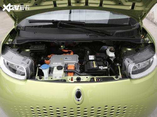 2020款 欧拉白猫 401km 旗舰型