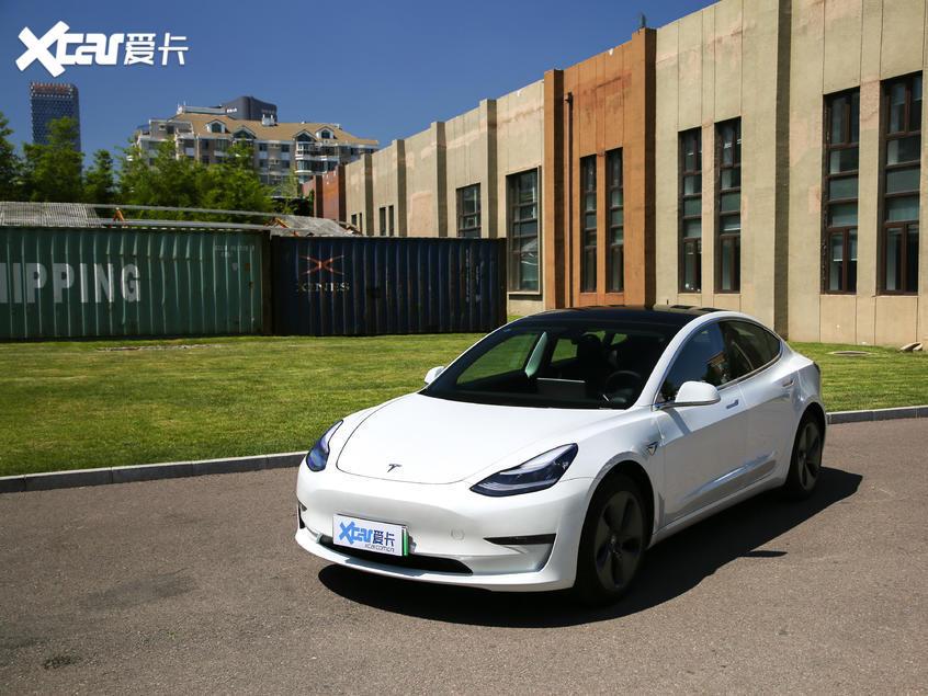 特斯拉中国2020款Model 3