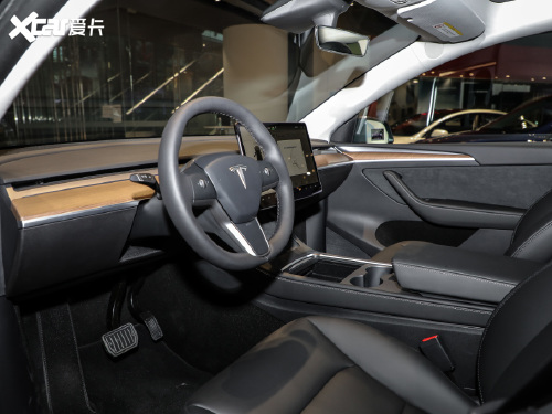 2021款 Model Y 长续航全轮驱动版