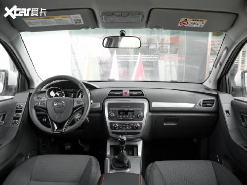 2020款 江淮T6 2.0T柴油两驱精英型长轴国VI HFC4DB2-2E