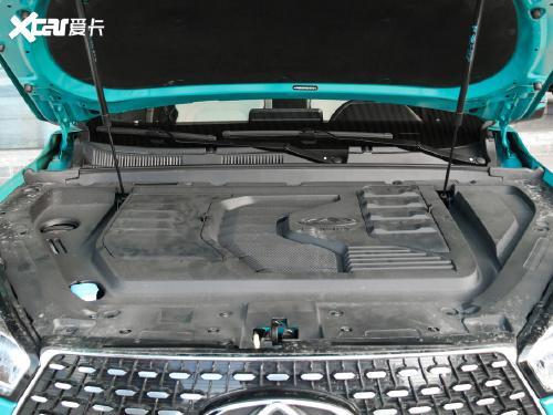 2020款 瑞虎7 1.5T CVT豪华型