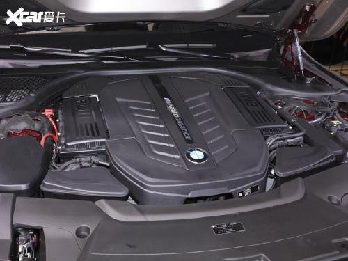 2021款 宝马7系 M760Li xDrive V12 耀影特别版