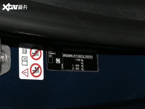 2020款 MINI 2.0T COOPER S CABRIO Sidewalk