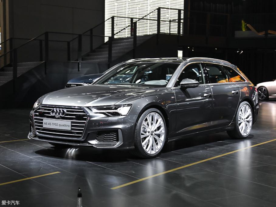 奥迪A6 Avant热销 现金优惠直降4.55万