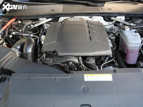 2021款 奥迪A7 45 TFSI 专享型