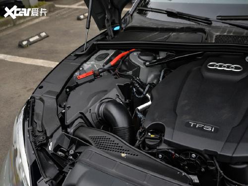 2021款 奥迪A5 Cabriolet 45 TFSI quattro 臻选动感型