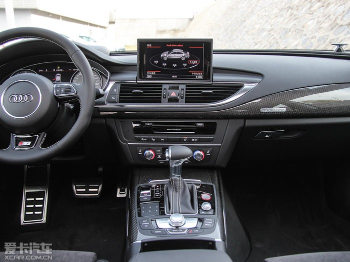 2013款奥迪S7