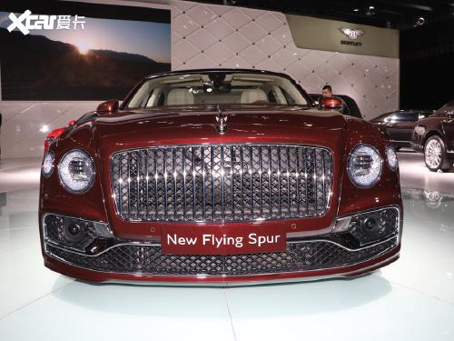 2020款 飞驰 6.0T W12 标准版