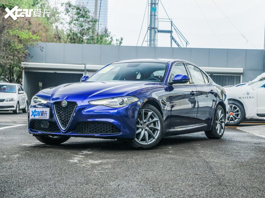 2021款Giulia 2.0T 280HP 豪华版
