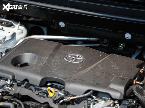 2020款 RAV4荣放 双擎 2.5L CVT四驱旗舰版