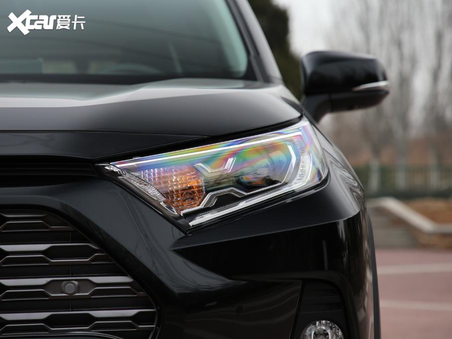 RAV4荣放 双擎