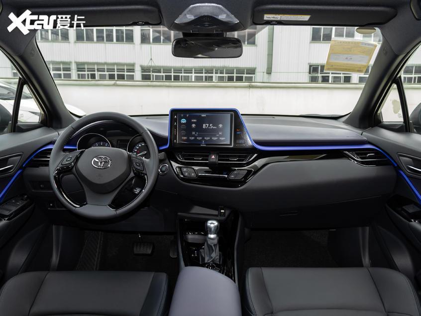 一汽丰田2020款奕泽IZOA