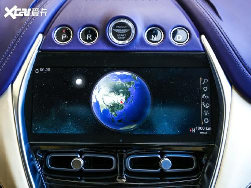 2020款 阿斯顿·马丁DBX 4.0T V8