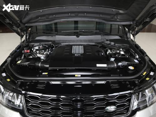 2021款 揽胜运动版 5.0 SC V8 SVR
